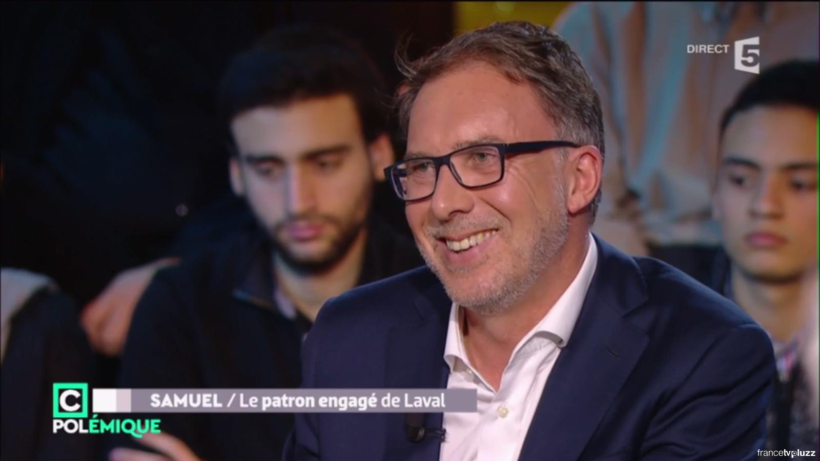 Samuel Tual était l'invité de Bruce Toussaint pour l'émission C POLEMIQUE de France 5 à l'occasion de la sortie du livre «Dans quelle France on vit» d' Anne Nivat – mars 2017